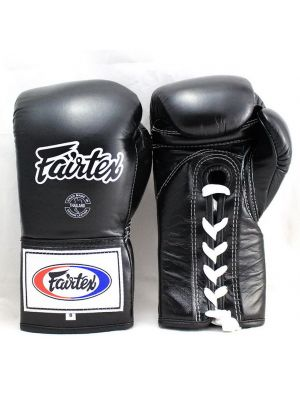 Fairtex BGL6 Lace Boxing Gloves