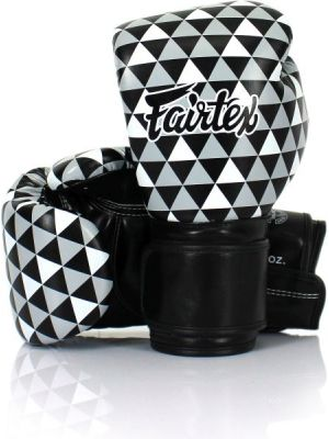 Fairtex Optical Art Prism Boxing Gloves