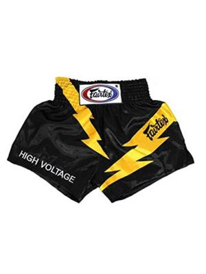 Fairtex High Voltage Muay Thai Pants