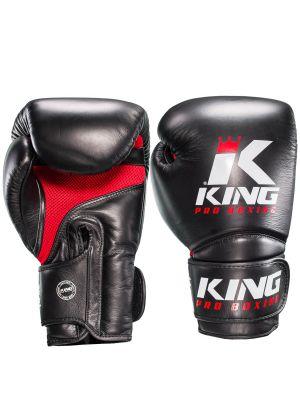 King Pro Star Mesh Boxing Gloves