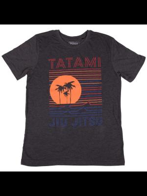 Tatami Sunset Heather Футболка