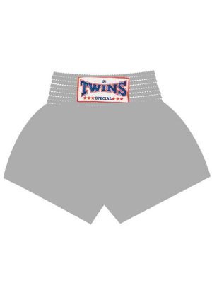 Twins Plain Thai Trunks