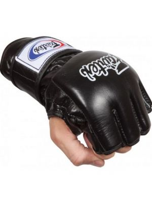 Fairtex FGV12 Open Thumb Loop MMA Gloves