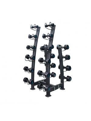Livepro 10-pair Dumbbell Rack