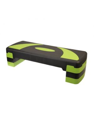 Liveup adjustable aerobic step bench