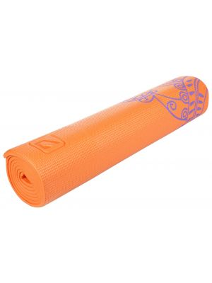 Liveup yoga and exercise mat with printing