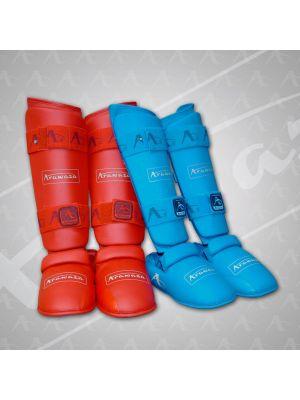 Arawaza WKF Style karate Защита ног
