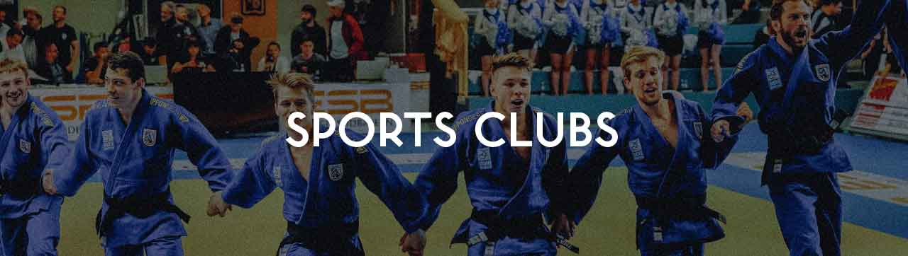 Discounts for sports clubs
