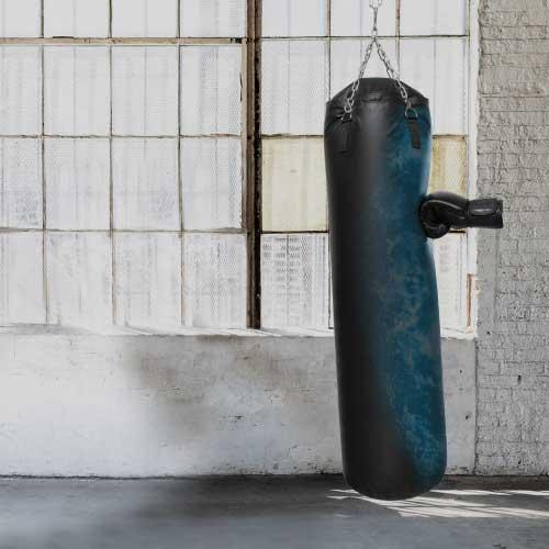 Water-Air punching bag
