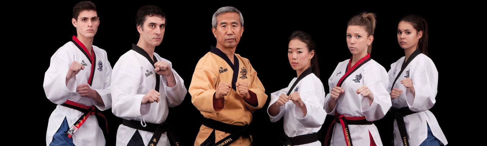 Taekwondo online-shop | Europe | Shop TKD equipment at